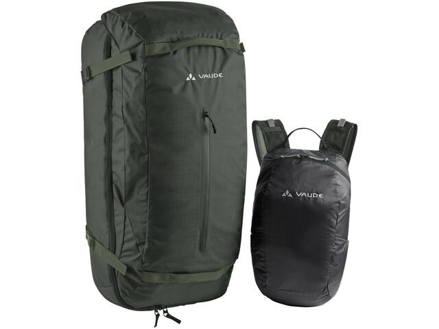 VAUDE Mundo 65+To Go Travel Backpack olive